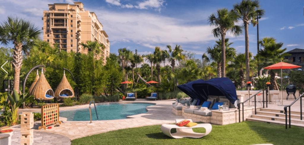 Four Seasons Orlando one of the best family resorts in Orlando Florida - Copyright Four Seasons The Best Orlando Family Hotels & Resorts