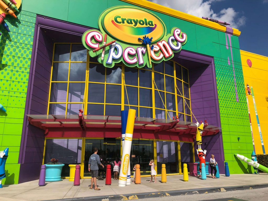 Caryola Experience, Orlando things to do with kids.