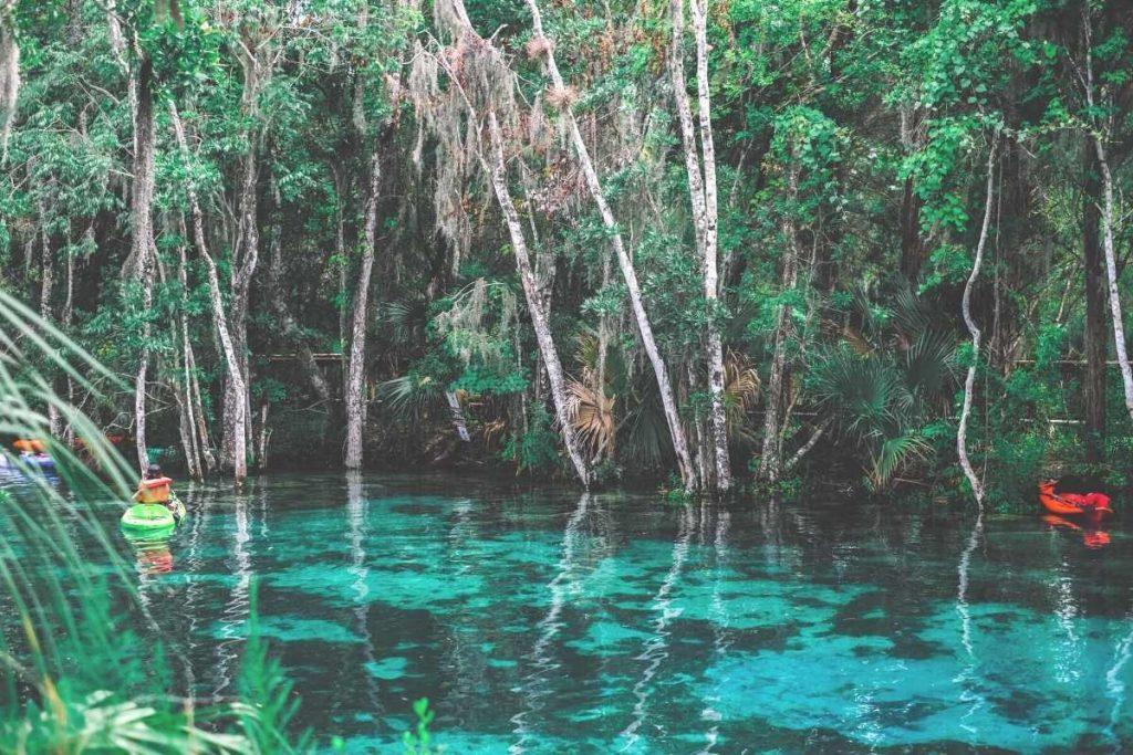 Three Sisters Springs Wildlife Refuge