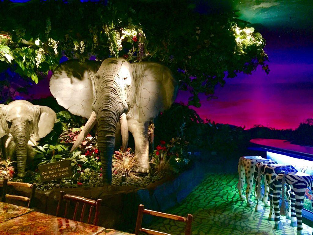 Rainforest Cafe, Orlando