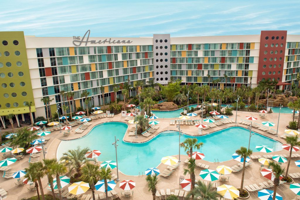 Cabana Bay Universal, one of the Best Hotels For Families In Orlando