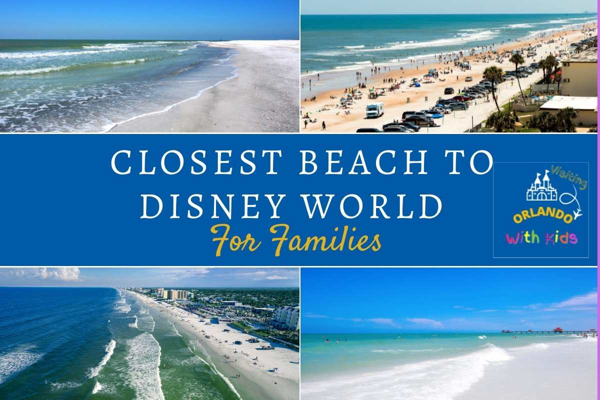Closest Beach to Disney World For Families