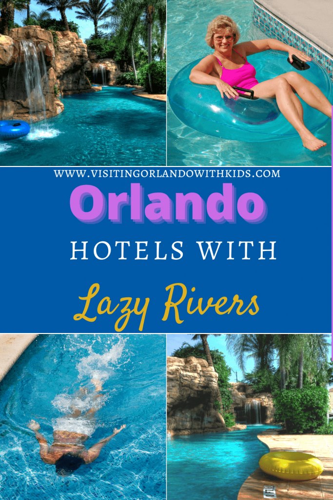 Orlando Hotels with Lazy Rivers