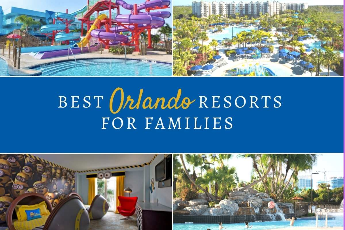 Best Orlando resorts for families image