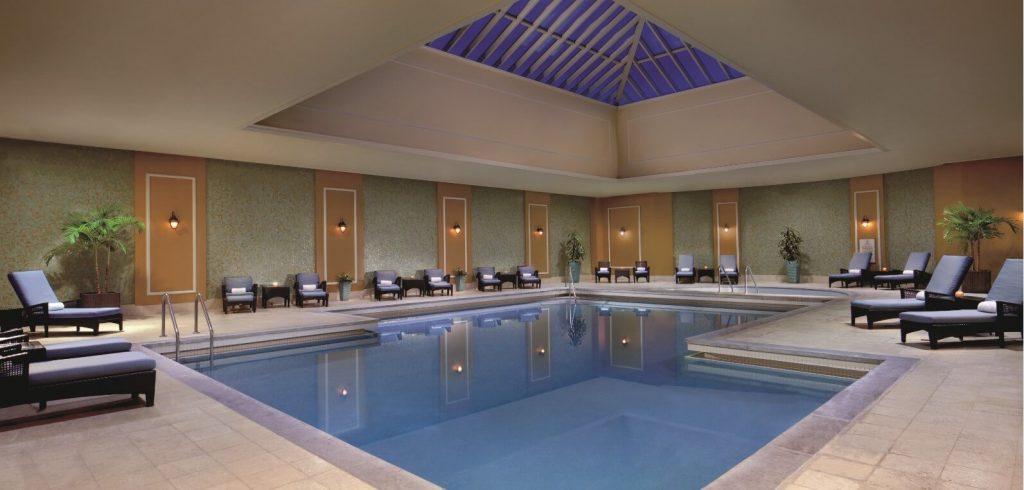 Ritz Carlton Indoor Pool, Amelia Island