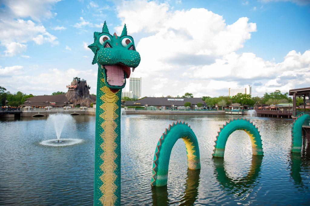 Free Things to do at Disney Springs, Lego fun