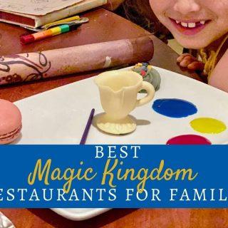 Best magic kingdom restaurants for families