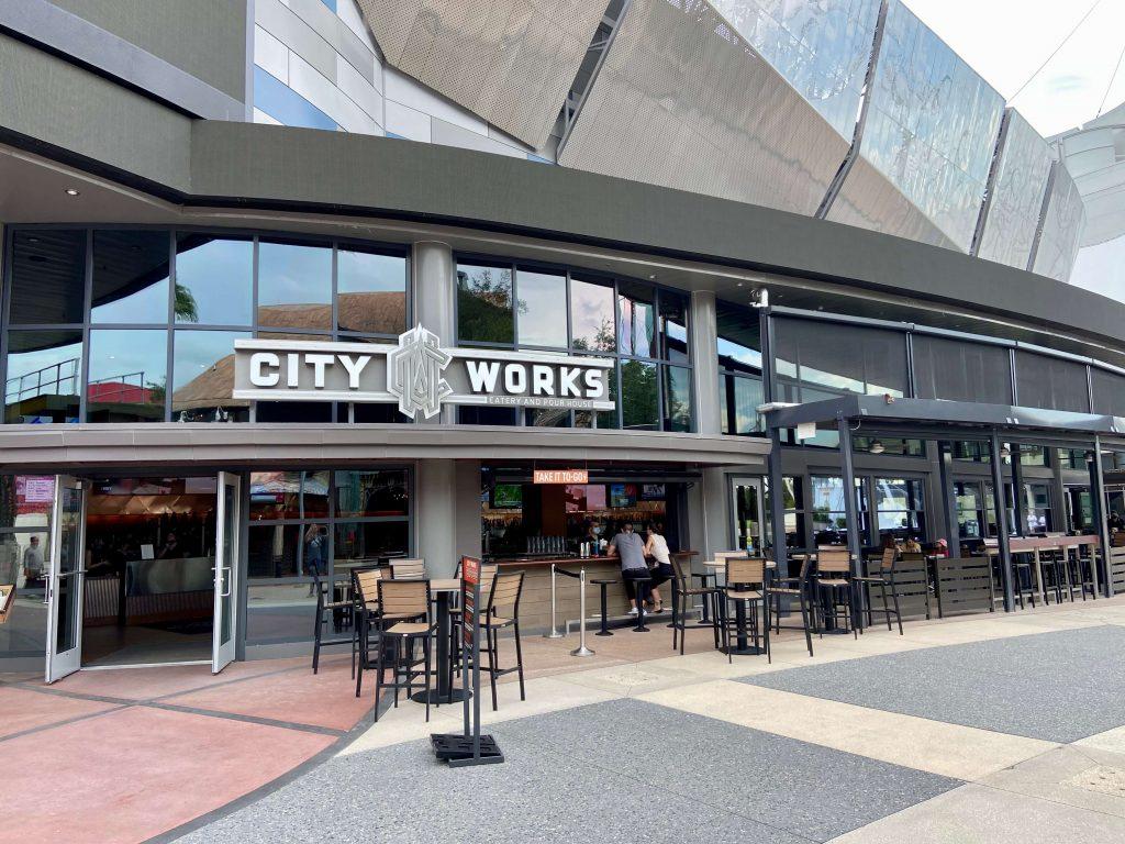 City Works Eatery & Pour House, Disney Springs, Orlando