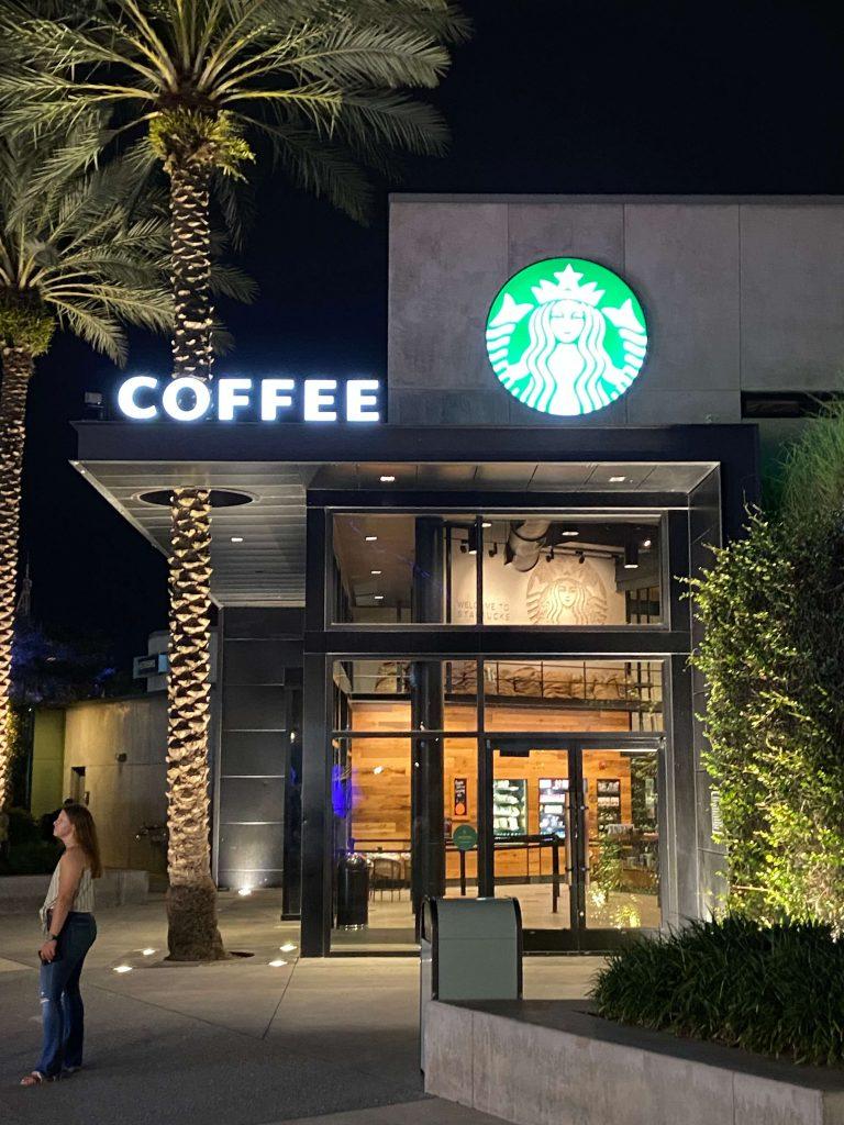 Starbucks, Disney Springs Orlando